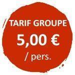 tarif groupe